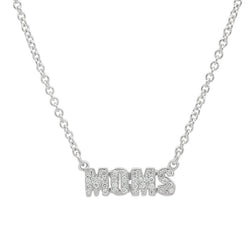 Moms Diamond Necklace