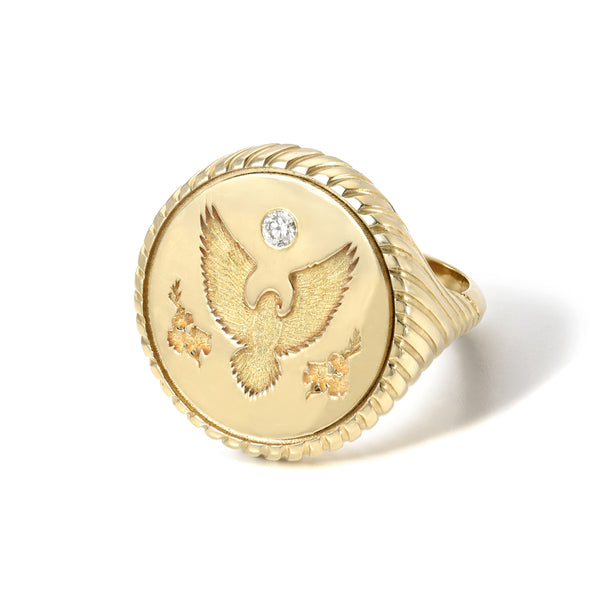 HONOR SIGNET RING