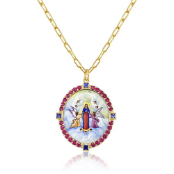 ASSUMPTION OF THE BLESSED VIRGIN MARY CHARM