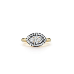Prive Diamond Marquis Ring