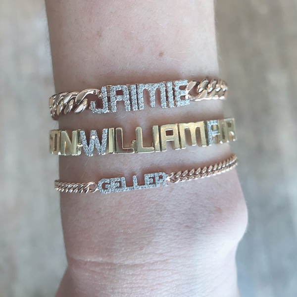MULTI NAME / FAMILY BRACELET