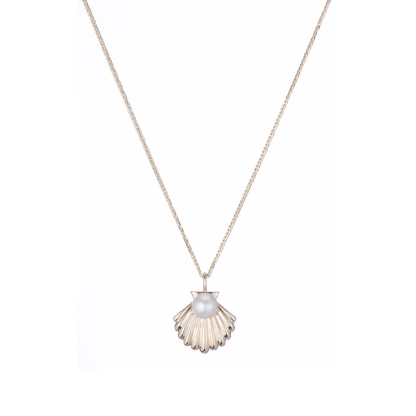 LIDO PEARL SHELL PENDANT NECKLACE
