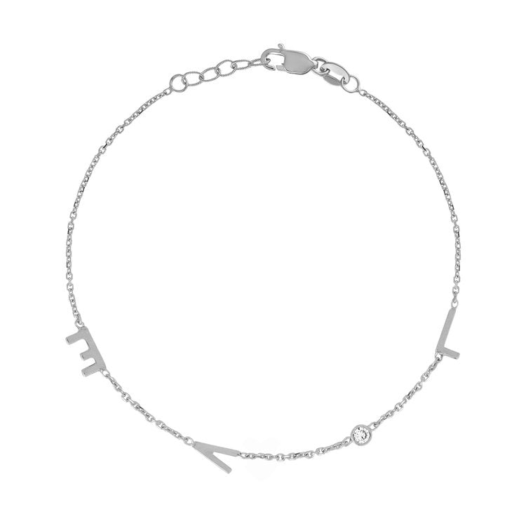 Mini Love Diamond Bracelet