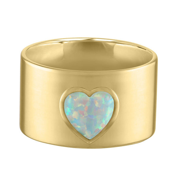 The Billie Ring - Opal