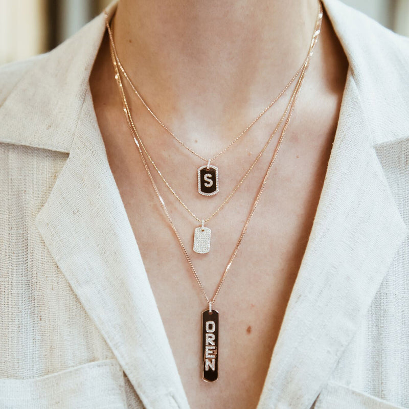 Longtag Necklace