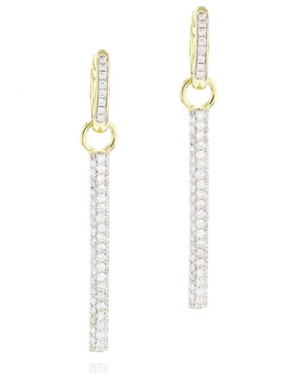 Affair Long Toggle Earrings