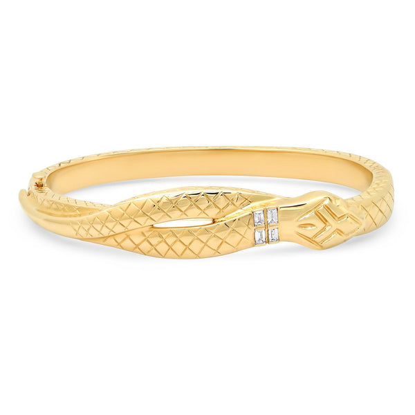SOPHIA SERPENT BANGLE