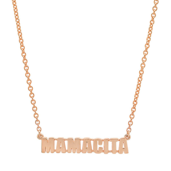 Mamacita Necklace