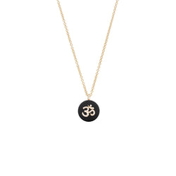 Co-Exist Om on Gemstone