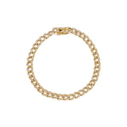 Pave Roman Holiday Bracelet