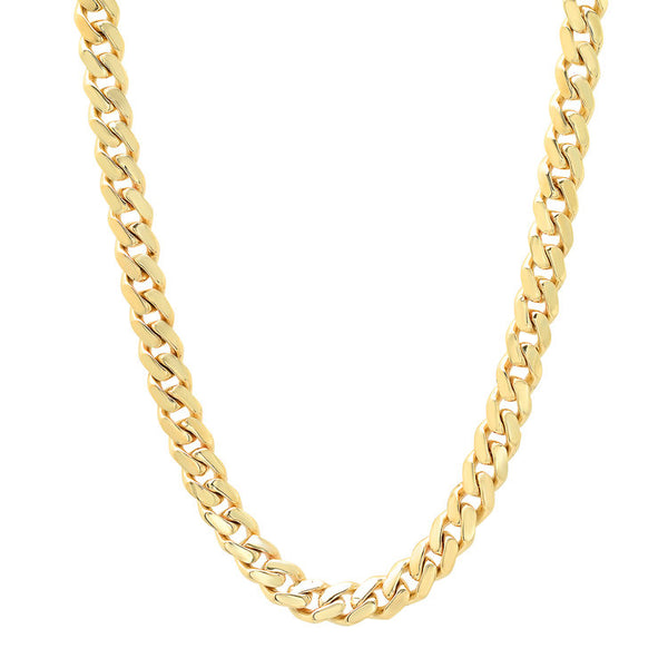 18'' Plain Thick Chain