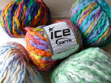 Wool Superbulky Color by Ice Yarn - Felted for Ewe