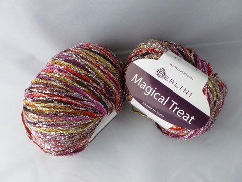 Fantasy Magical Treat by Berlini, Metallic Nylon - Felted for Ewe