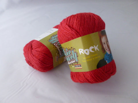 Gwen 761 Rock by Vickie Howell, Worsted Wool Soysilk Blend - Felted for Ewe