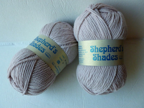 Palest Pink Shepherd's Shades  - Seconds -by Brown Sheep Company - Felted for Ewe