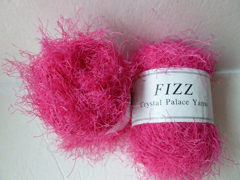 Hot Pink 7304  Fizz Crystal Palace Yarns - Felted for Ewe