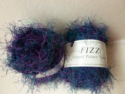 Delphinium 7122  Fizz Crystal Palace Yarns - Felted for Ewe