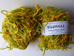 Kiwi Mangos 434 Squiggle Print by Crystal Palace Yarns - Felted for Ewe