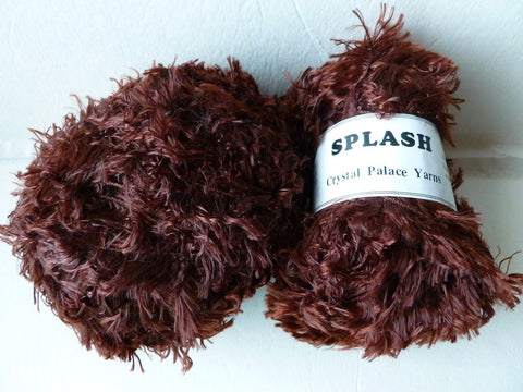 Espresso 3393 Splash  by Crystal Palace Yarns - Felted for Ewe