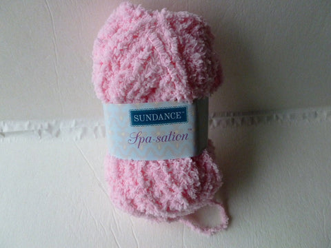 Petal Pink Spa-sation by Sundance - Felted for Ewe