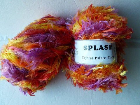 Hot Jazz 7177 Splash  by Crystal Palace Yarns - Felted for Ewe