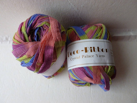Balloons 7239 Deco-Ribbon by Crystal Palace Yarns - Felted for Ewe