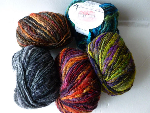 Bacio  by Trendsetter Yarns - Felted for Ewe
