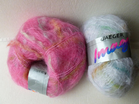 Images by Jaeger Yarn - Felted for Ewe