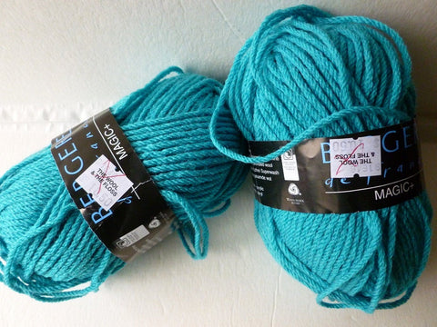 Estuaire Turquoise Magic+ by Bergere de France - Felted for Ewe