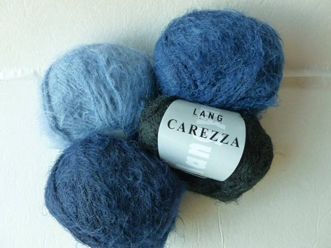 Carezza by Lang Yarn - Felted for Ewe