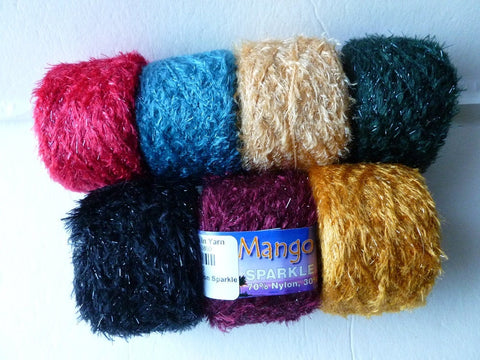 Sparkle by Mango Moon - Felted for Ewe