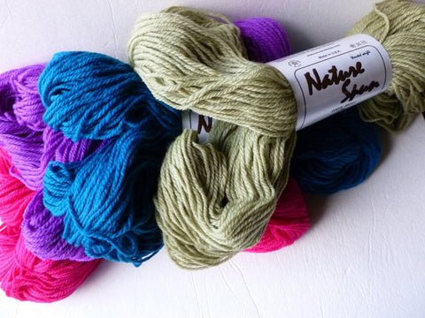 30% off Retail Nature Spun Worsted  - 100 Percent Wool - by Brown Sheep Company, 3.5oz - Felted for Ewe