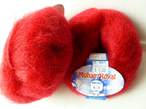 Mohair Royal  by Lana Gatto - Felted for Ewe