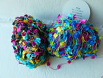 Nubs by Dark Horse Yarn, Butterfly - Felted for Ewe