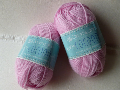 Baby Cocoon by Cleckheaton,  4ply, - Felted for Ewe