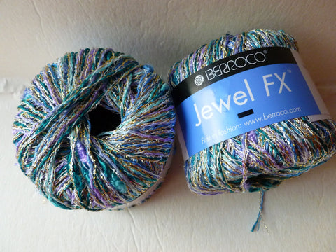 Caribbean Cruise 6910 Jewel FX  by Berroco - Felted for Ewe