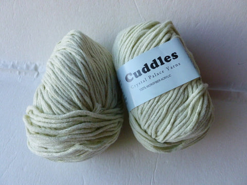 Aloe #6104 Cuddles Bulky by Crystal Palace Yarns - Felted for Ewe