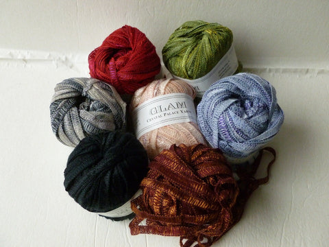 Glam by Crystal Palace Yarns - Felted for Ewe