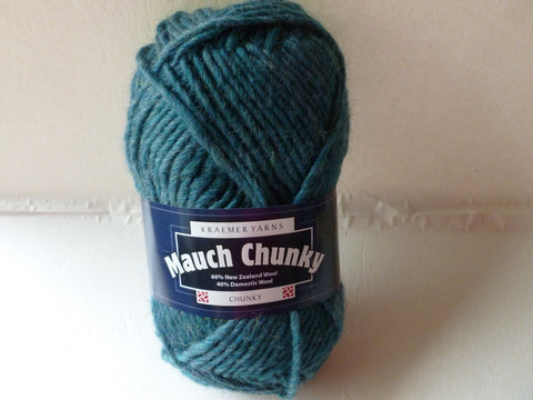 20% off Retail Thyme Mauch Chunky by Kraemer Yarns, 100 gm Felting Wool - Felted for Ewe