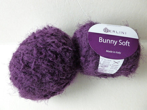 Grape Bunny Soft by Berlini - Felted for Ewe