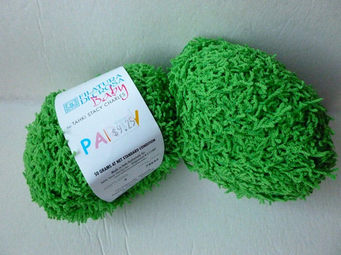 Green 5 Party Baby by Filatura D iCrosa - Felted for Ewe