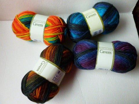 Cavern Multi  by Northland - Felted for Ewe