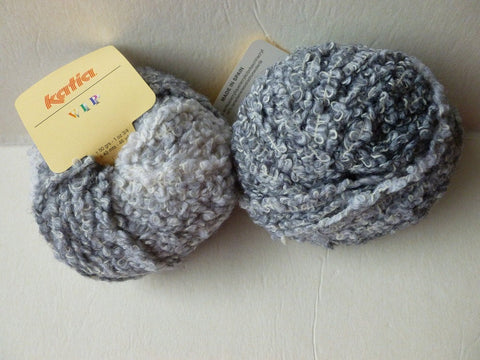 Black White and Grey 03 VIP by Katia - Felted for Ewe