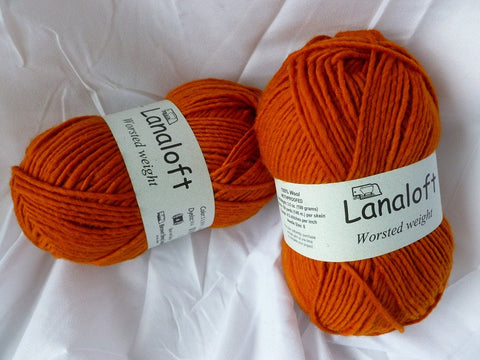 Festival Fall Lanaloft Worsted  - Seconds -by Brown Sheep Company - Felted for Ewe
