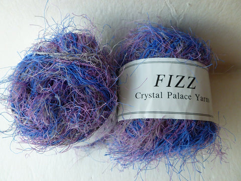 Painted Iris 7119  Fizz  Crystal Palace Yarns - Felted for Ewe