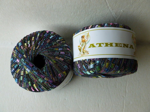 Mulit Color 32  Athena from Knitting Fever - Felted for Ewe