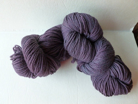 Concord Paternayan Tapestry Wool Dyed by Saco River Dyehouse. Mill End, No Label - Felted for Ewe