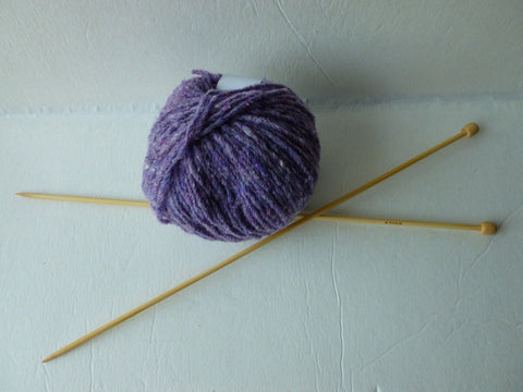 14 inch Aslan Trends Single Point Bambo Knitting Needles (6-15) - Felted for Ewe