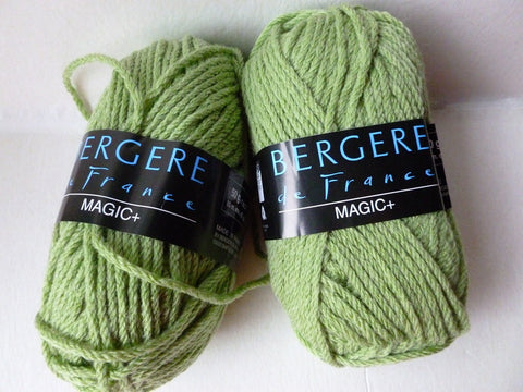 Sepale Magic+ by Bergere de France - Felted for Ewe