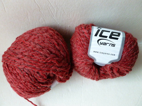 Red Klimat  by ICE Yarns - Felted for Ewe